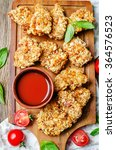 Almond Crusted Chicken Tenders...