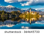 Amazing View On Bled Lake ...
