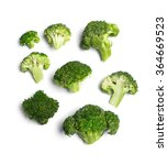 vegetable. broccoli on the table   Shutterstock . vector #364669523