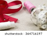 sewing accessories  | Shutterstock . vector #364716197
