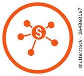 bank branches vector icon.... | Shutterstock .eps vector #364860167