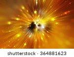 abstract orange background.... | Shutterstock . vector #364881623