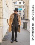 milan  italy   january 17 ... | Shutterstock . vector #364895183