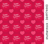the background valentine's day  ... | Shutterstock .eps vector #364974443