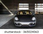 Постер, плакат: Photoshoot of Porsche