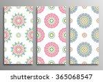 set vintage universal different ...   Shutterstock .eps vector #365068547