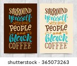 vector illustration with hand... | Shutterstock .eps vector #365073263