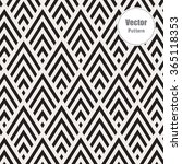 chevrons pattern background.... | Shutterstock .eps vector #365118353