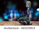 radio. | Shutterstock . vector #365225813