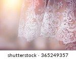 bridesmaid dress lace | Shutterstock . vector #365249357