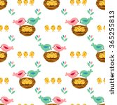 seamless pretty pattern with... | Shutterstock .eps vector #365255813