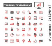 training development  business... | Shutterstock .eps vector #365298467