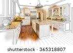 Beautiful Custom Kitchen Desig...