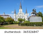 Jackson Square   View Of Two...