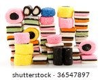 Licorice All Sorts Mixture