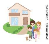 family | Shutterstock .eps vector #365507543