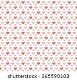 seamless pretty background with ... | Shutterstock .eps vector #365590103