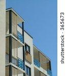 apartment house   Shutterstock . vector #365673