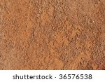 spanish square surface ground... | Shutterstock . vector #36576538