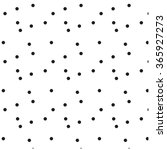 Pattern Black Dot Vector