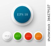 button set | Shutterstock .eps vector #366279137