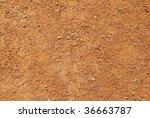 Brown Ground Soil Texture...