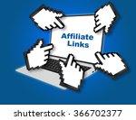 render illustration of... | Shutterstock . vector #366702377