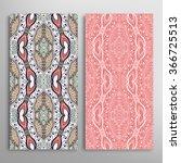 vertical seamless patterns... | Shutterstock .eps vector #366725513
