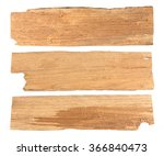 old planks taxture isolated on... | Shutterstock . vector #366840473