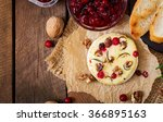 Baked Cheese Camembert With...