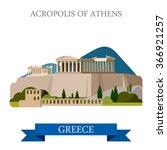 Acropolis Of Athens Ancient...
