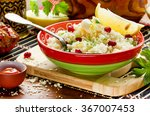 Couscous With Pomegranate And...