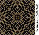 vector seamless pattern in... | Shutterstock .eps vector #367027013