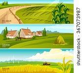 Countryside Cropland Under...