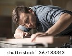 Image Of Male Joinery Worker...