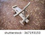 wooden racing car toy  thailand | Shutterstock . vector #367193153
