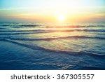 Beautiful Sunset On The Sea...
