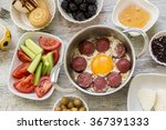 breakfast | Shutterstock . vector #367391333
