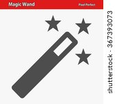 magic wand icon. professional ...