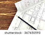 photo drawings for the project... | Shutterstock . vector #367650593