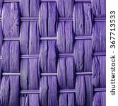 Imaginative Purple Woven Reed ...