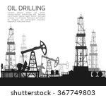 Drilling Rigs And Oil Pumps...