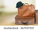 suitcase.   Shutterstock . vector #367937537