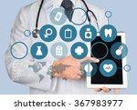 doctor. | Shutterstock . vector #367983977