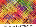 a colorful abstract paint... | Shutterstock . vector #367985123