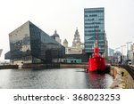 Albert Dock In Liverpool  Uk  ...