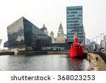 Albert Dock In Liverpool  Uk  ...