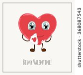 congratulations card with... | Shutterstock .eps vector #368087543