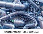 Metal Parts Of Motorcycle