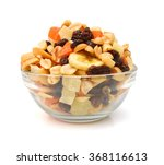 Trail Mix Snack With Dried...